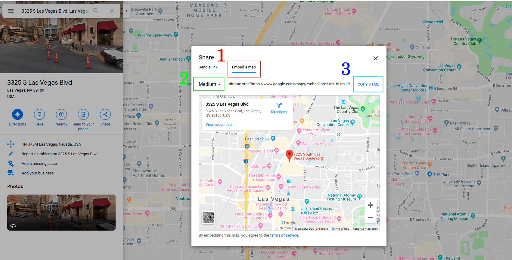 Add Google Maps Without Api Key - Step 3