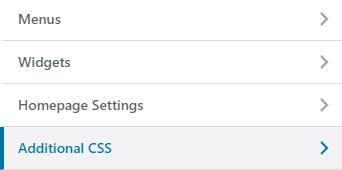 Make A Custom ScrollBar In WordPress CSS Step 2